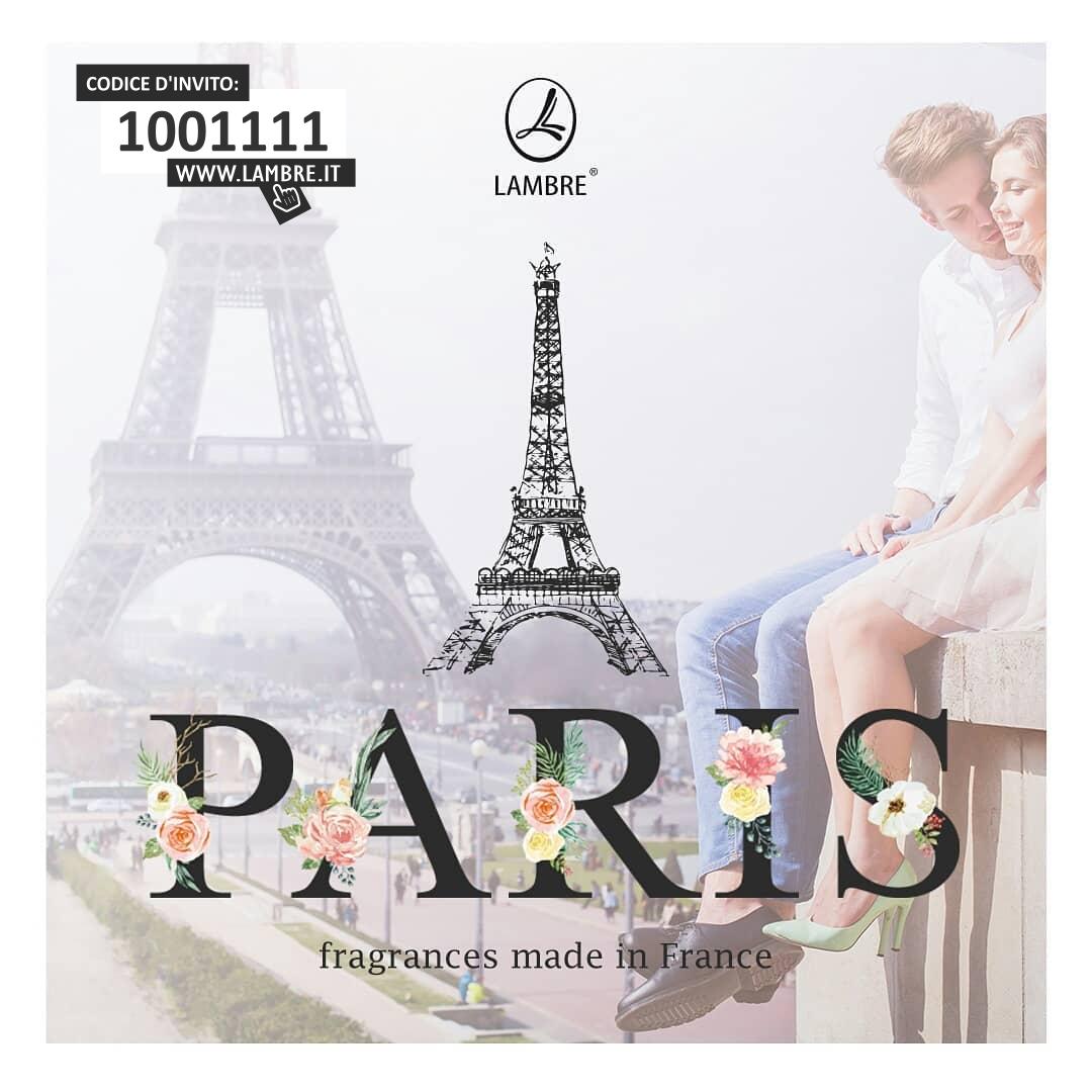 Paris Lambre Profumi